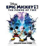 Epic Mickey 2 -The Power of Two- Original Game Score