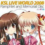 KSL Live World 2008 Memorial Disc