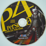 Persona 4 Soundtrack Selection (EU Edition)