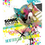 Sonic Colors Original Soundtrack -Vivid Sounds x Hybrid Colors-