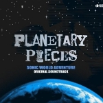 Sonic Unleashed Original Soundtrack -Planetary Pieces-