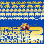 Space Invaders Extreme 2 Audio Element