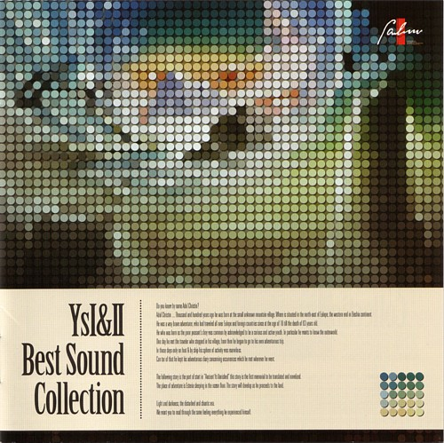 Ys I & II Best Sound Collection