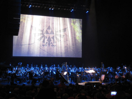 The Orchestra and Screen