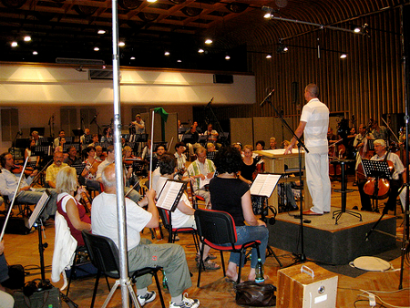 Orchestral Recording Sessions