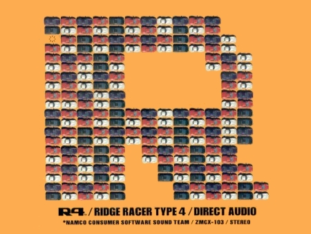 Ridge Racer Type 4 Direct Audio
