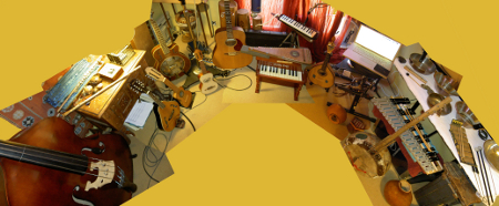 David Bergeaud's Instrument Collection