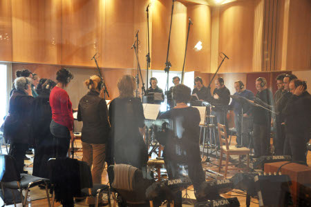 Choir Session for The Settlers 7