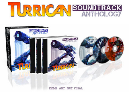 Turrican Soundtrack Anthology