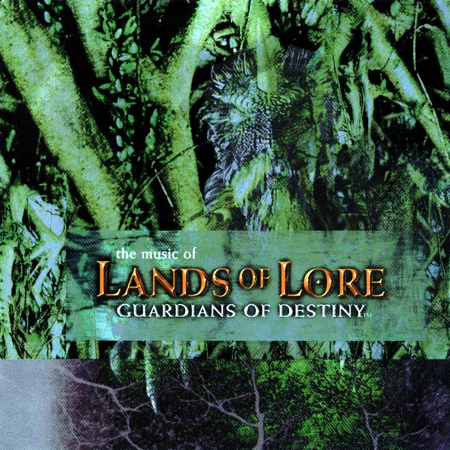 Rare Soundtrack for Lands of Lore