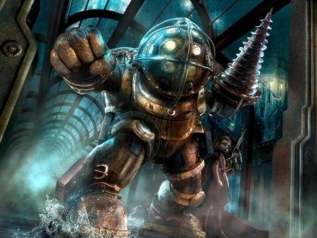 Rapture - The World of BioShock