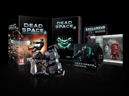 Collector's Edition of Dead Space 2