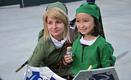 Cosplay from All Ages