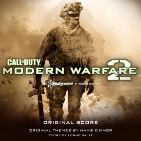 Soundtrack for Call of Duty: Modern Warfare 2