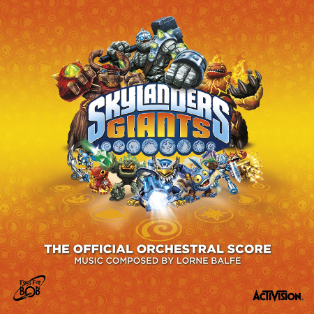 Soundtrack for Skylanders: Giants