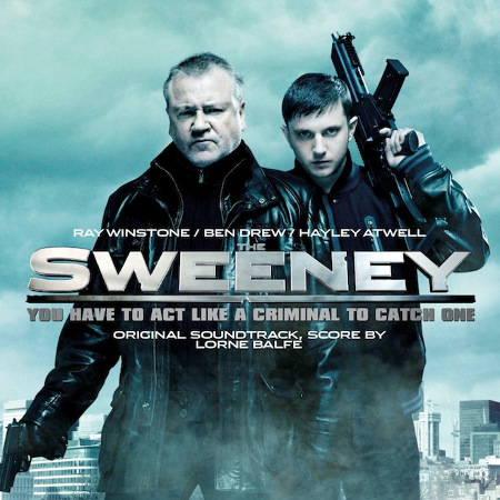 Soundtrack for The Sweeney