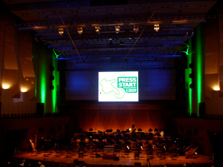 Press Start -Symphony of Games- 2009