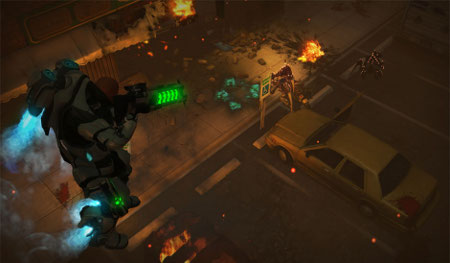 XCOM: Enemy Unknown Gameplay