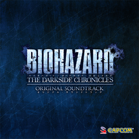 Biohazard The Darkside Chronicles Original Soundtrack (© CAPCOM CO., LTD. ALL RIGHTS RESERVED / © CAPCOM U.S.A., INC. ALL RIGHTS RESERVED)