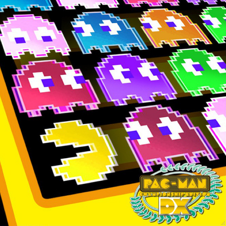 Pac-Man Championship Edition DX (© NAMCO BANDAI Games Inc.)