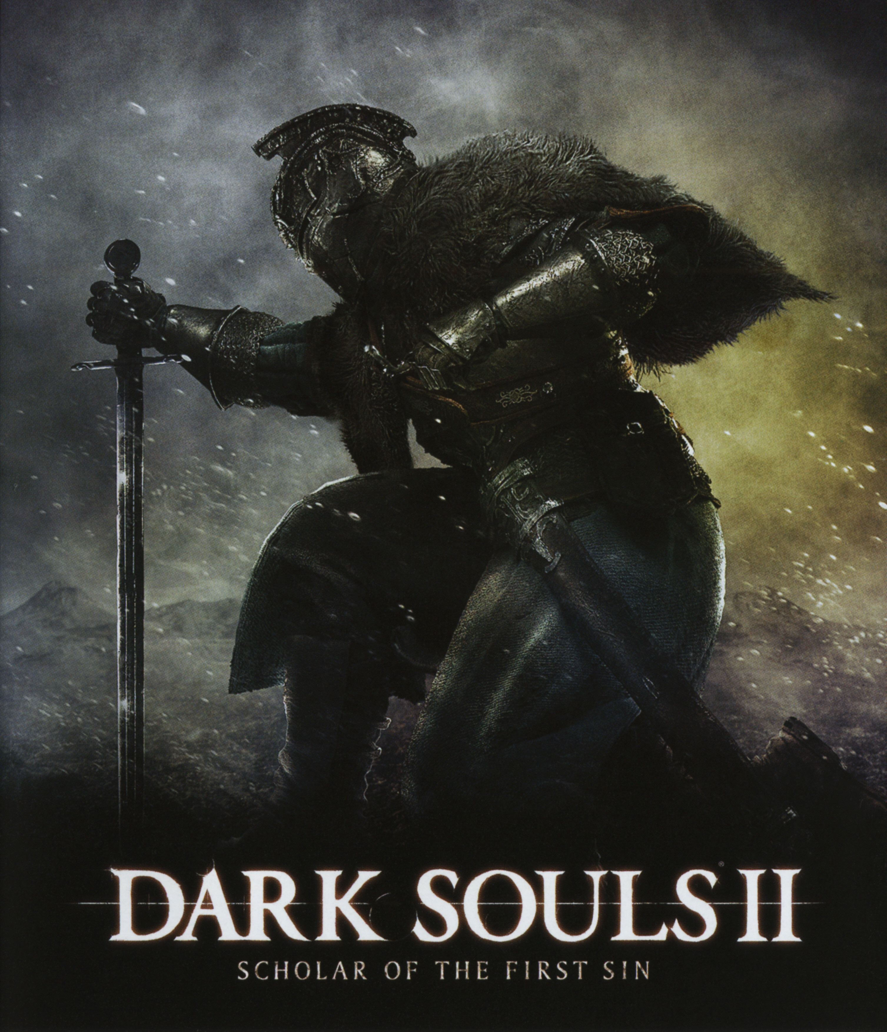 Dark Souls 2 Scholar of the First Sin free patch detailed