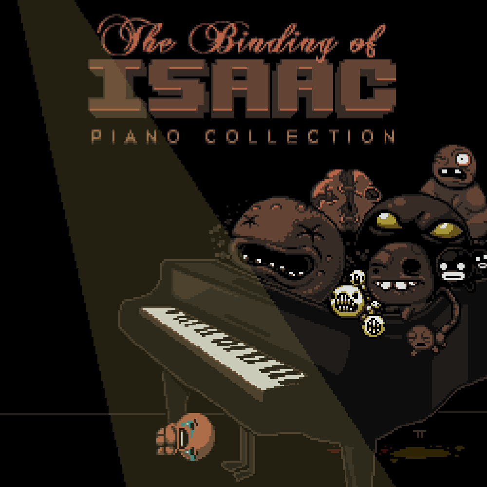 VGMO -Video Game Music Online- » The Binding Of Isaac