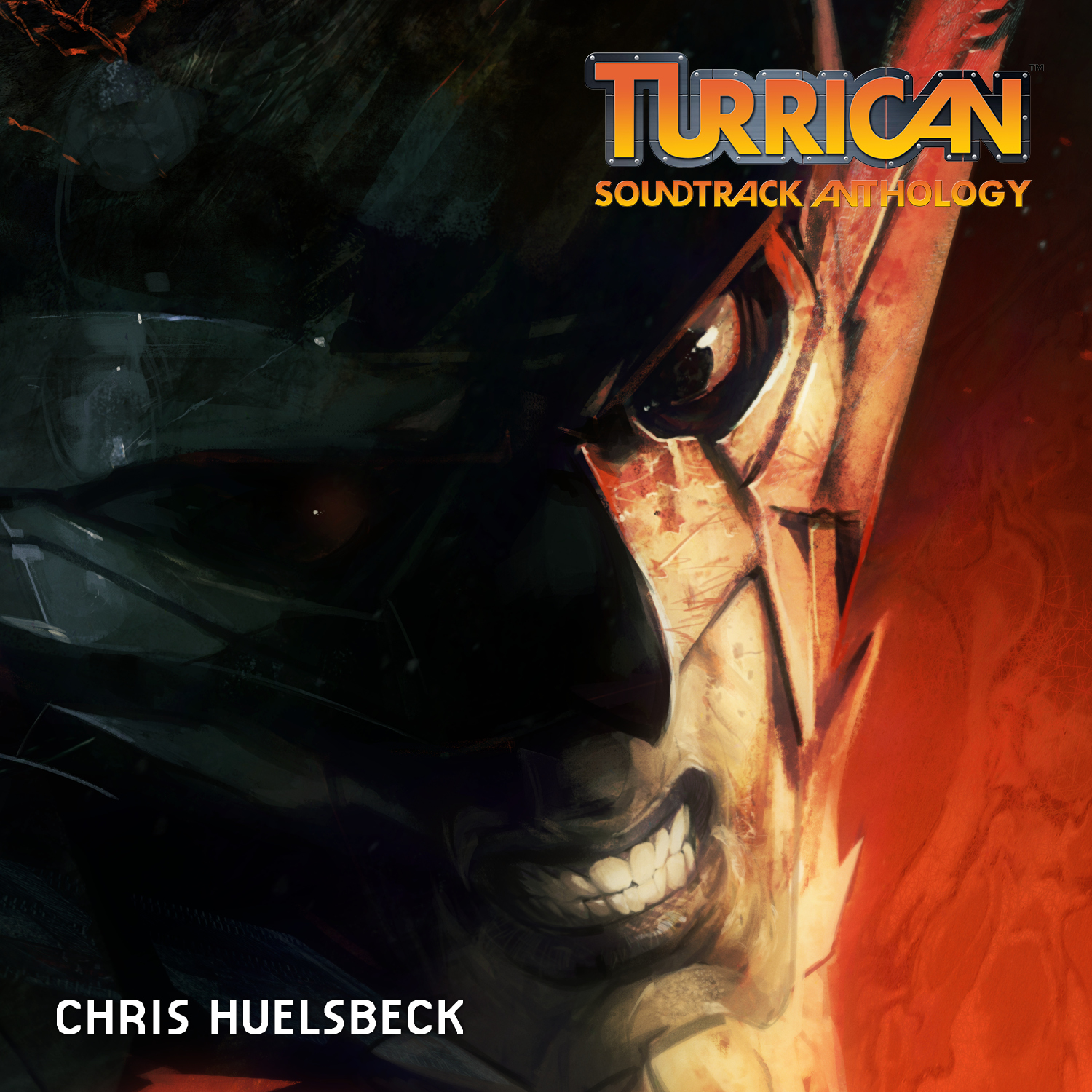 Chris Huelsbeck - Turrican Soundtrack Anthology Vol. 1 - TSA Virtual Cover Volume 1