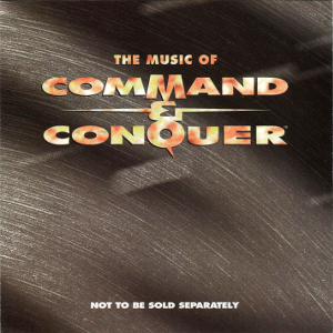 Command_Conquer Original Soundtrack