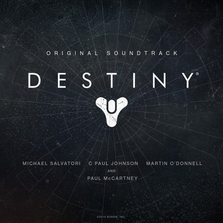 Destiny original soundtrack