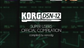 KORG DSN12 Super Users Official Compilation