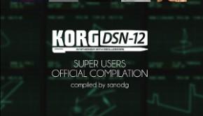 KORG DSN12 Super Users Official Compilation