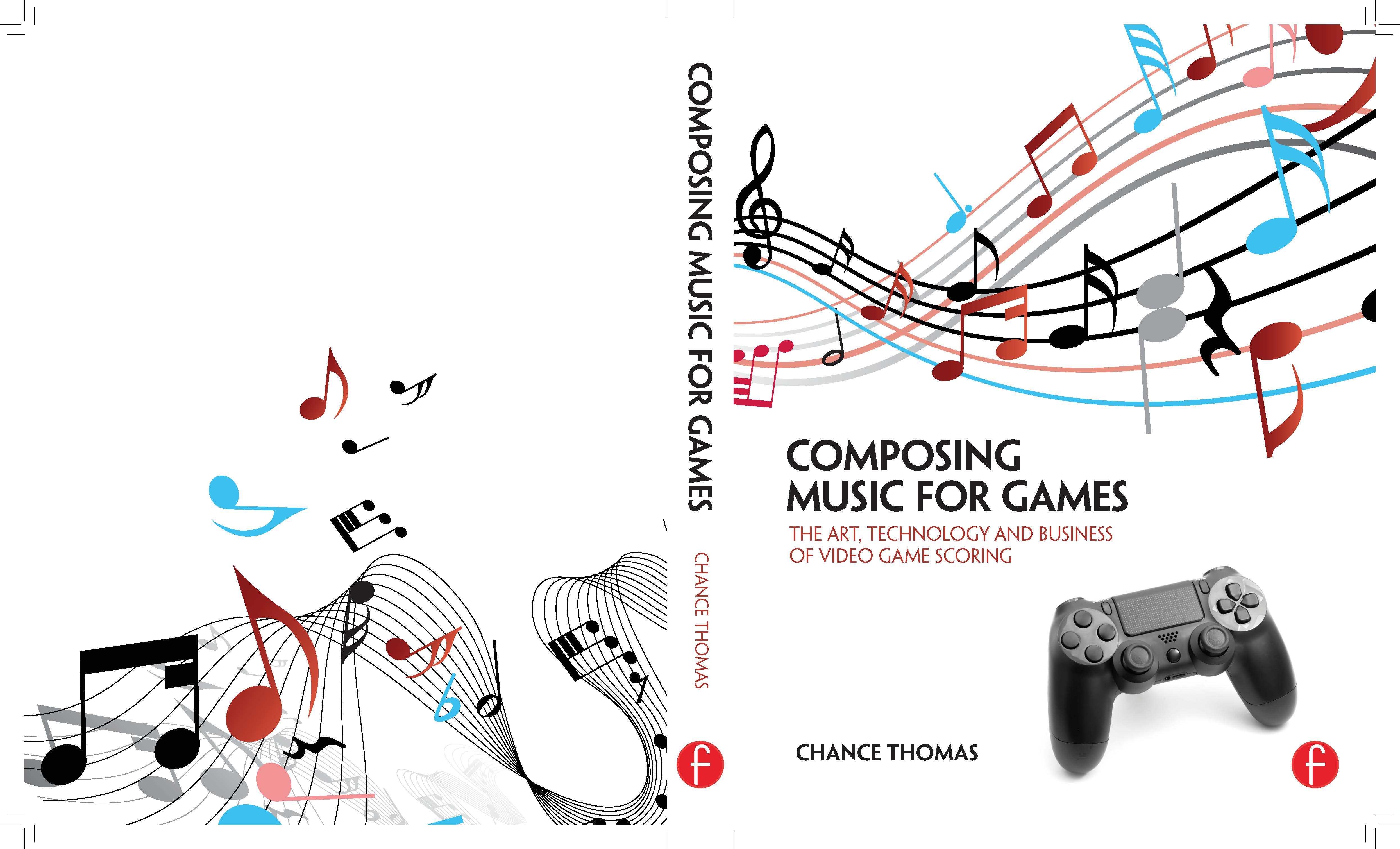 MusicForGamesCover