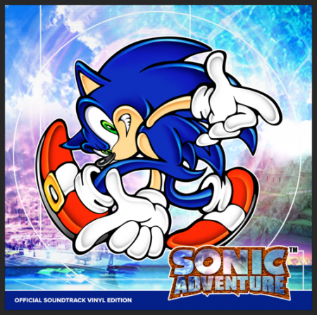 VGMO -Video Game Music Online- » Sonic Adventure 1 & 2 to get vinyl