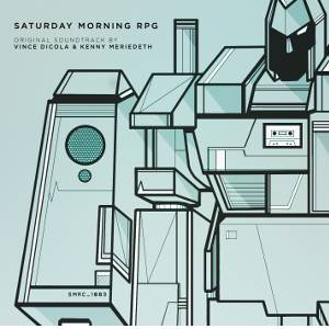 Sat. Morning RPG Album Cover