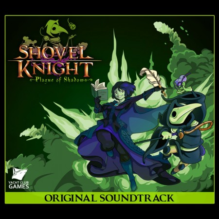 Shovel Knight - Plague of Shadows OST