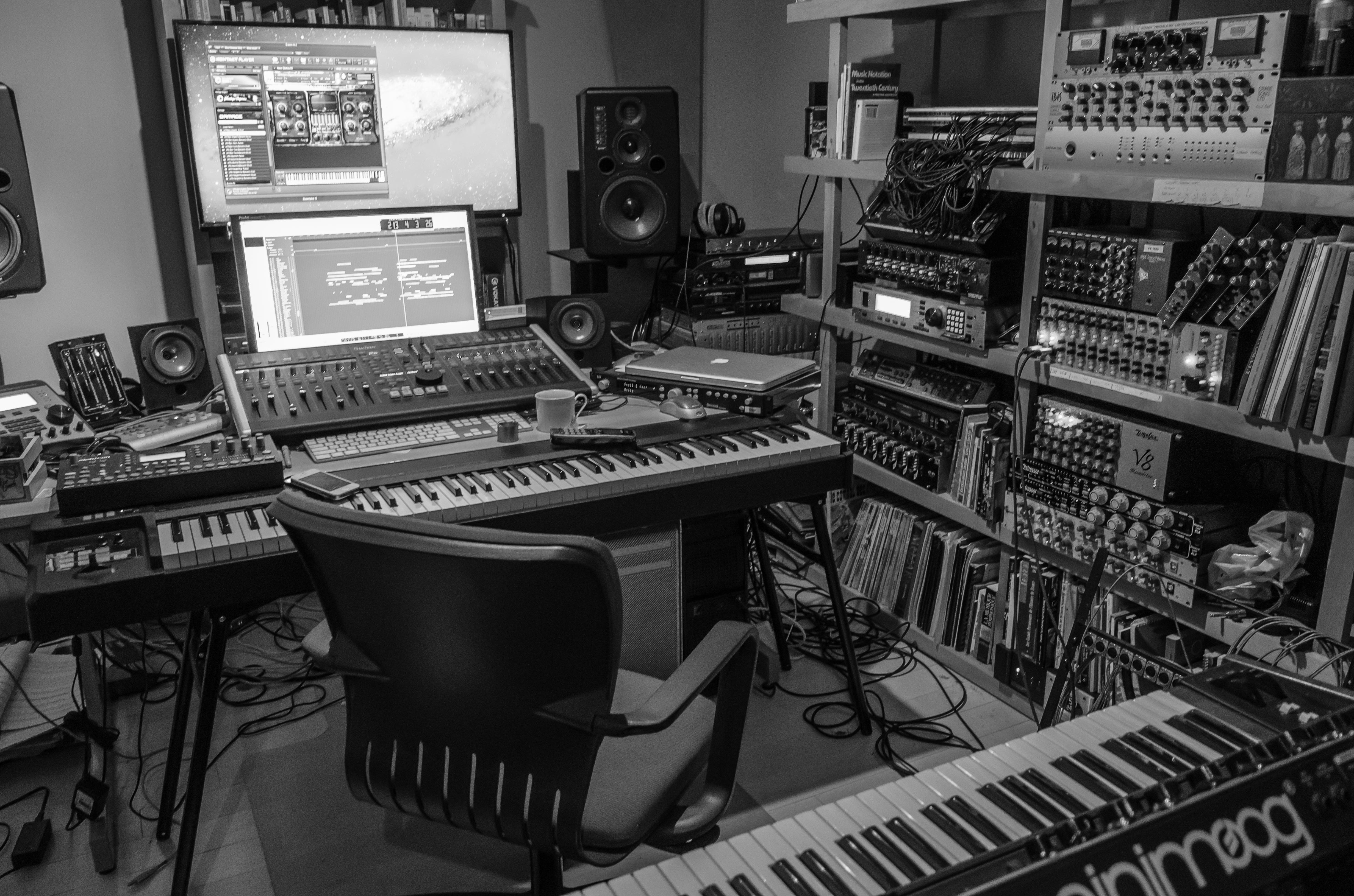 Thief messy audio Lab