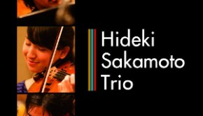 hideki sakamoto trio