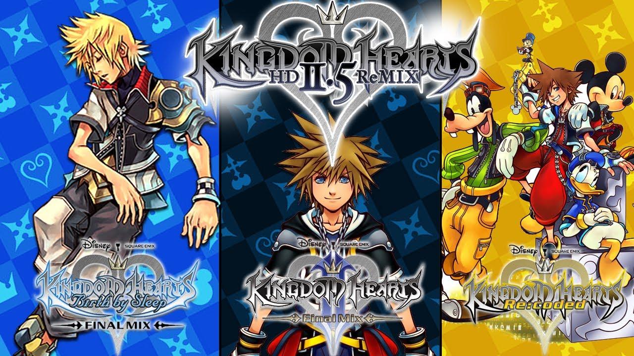 Kingdom Hearts Sora Limit Form VGMO -Video Game Music...