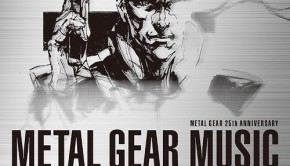 metal gear music collection cover