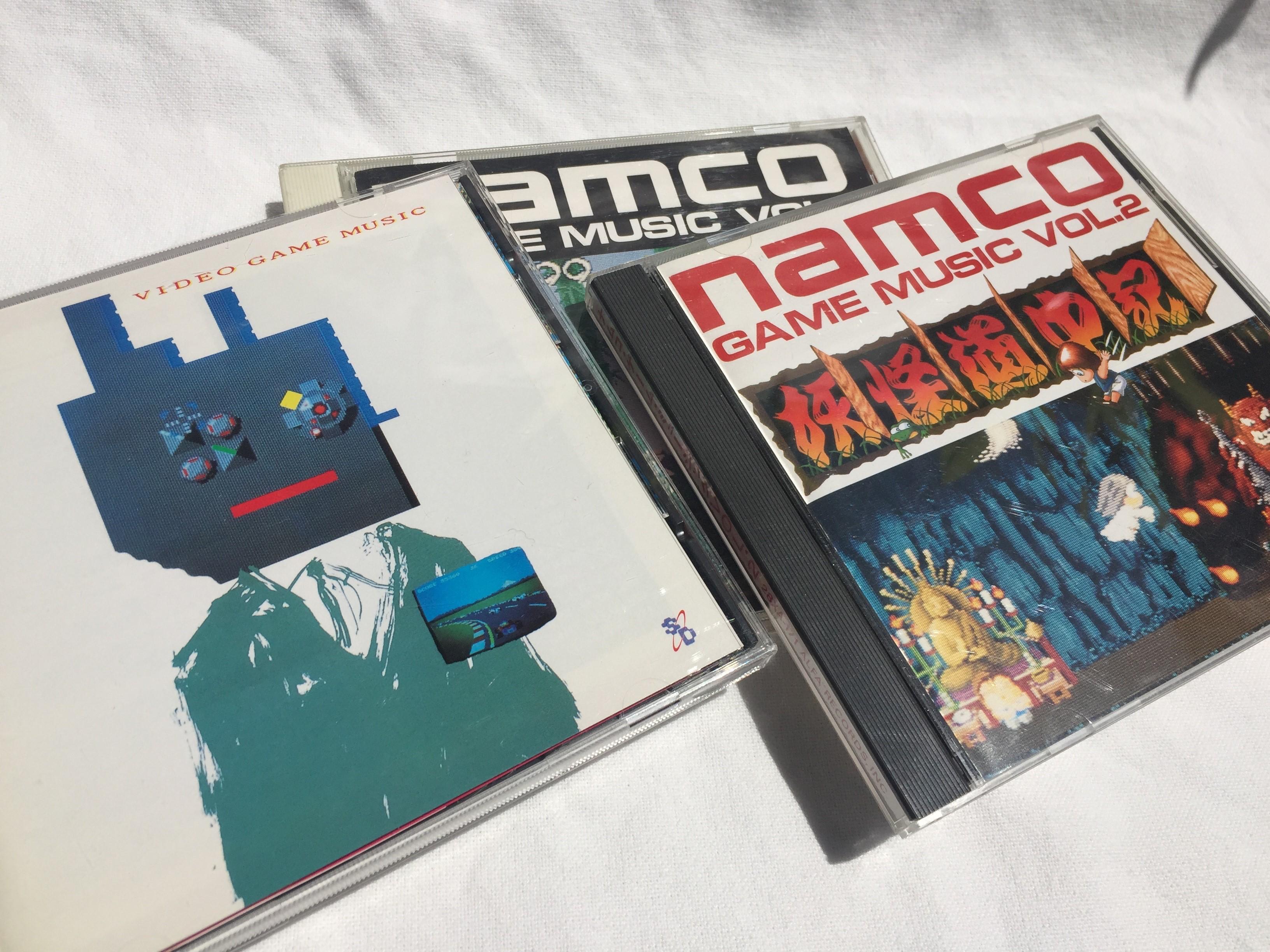 namcoalbums