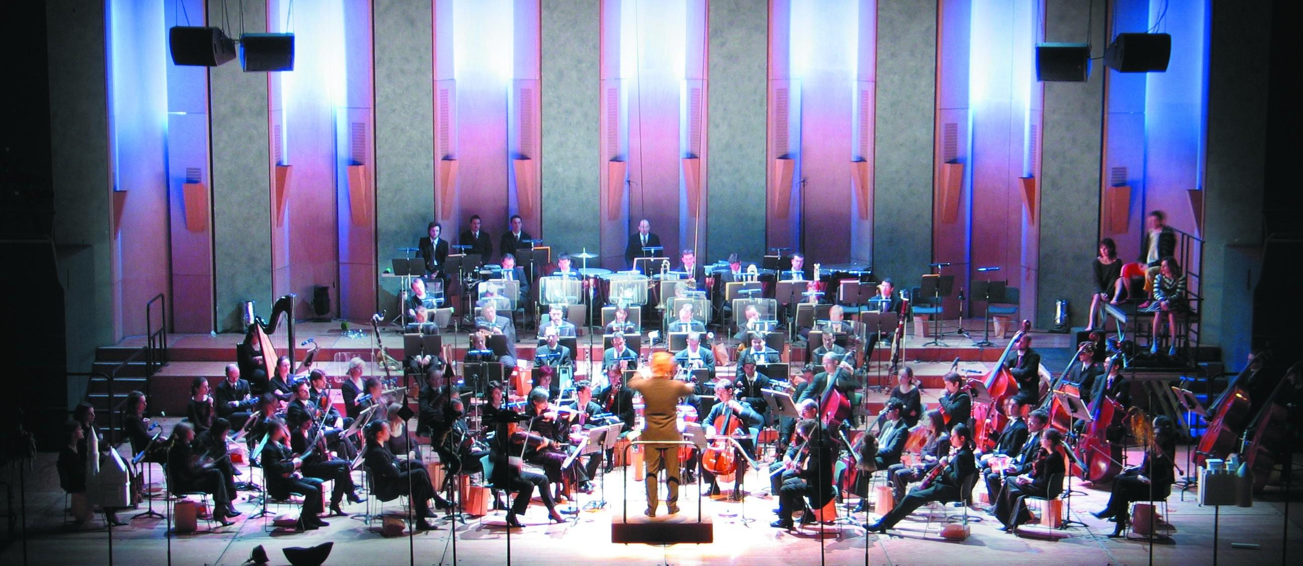 La CitŽ de la Musique Salle des concerts Concert Classique Tonhalle de Zurich ©Pierre-Emmanuel Rastoin www.rastoin.com