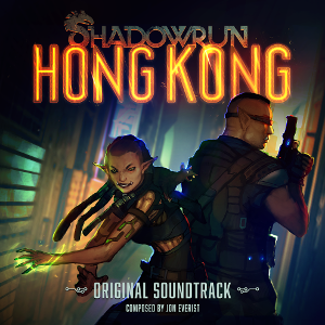 Shadowrun -Hong Kong- Original Soundtrack
