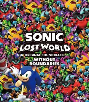 sonic lost world soundtrack cover
