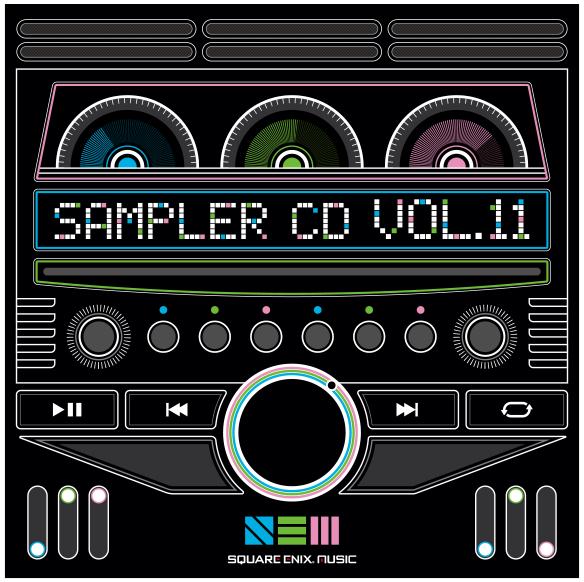 squareenixsampler
