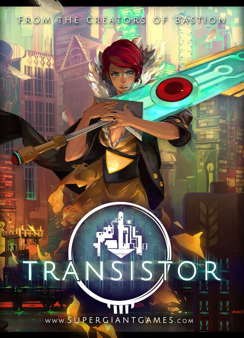 VGMO -Video Game Music Online- » Transistor soundtrack from