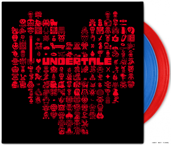 undertale vinyl