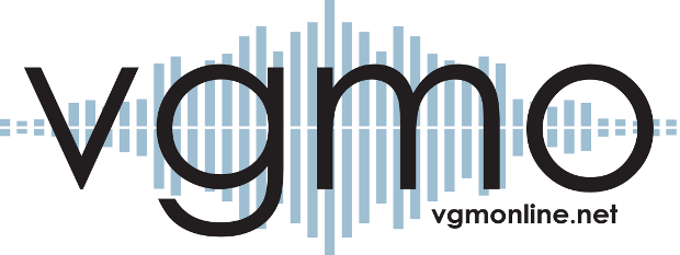 VGMO -Video Game Music Online-  logo