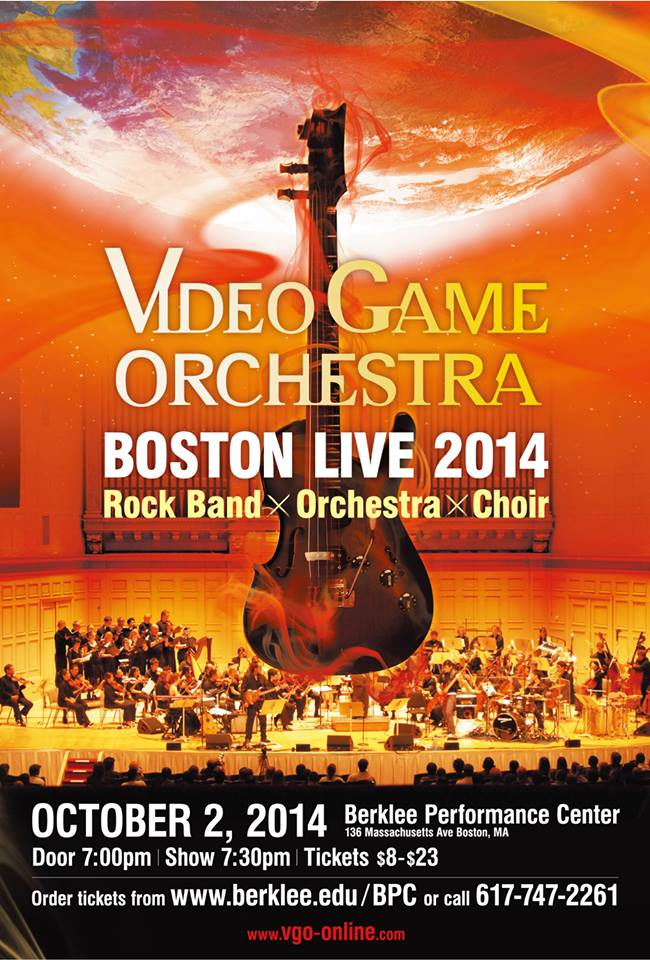 VGMO -Video Game Music Online- » Video Game Orchestra comes